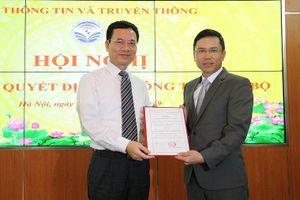Ông Phạm Anh Tuấn được bổ nhiệm Tổng biên tập báo VietnamNet