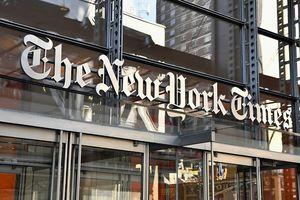 Tổng thống Trump tố tờ New York Times 'phản quốc'