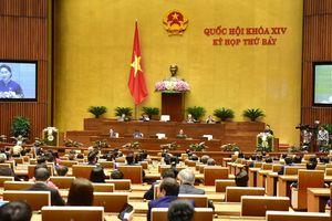 Quốc hội hoàn thành Kỳ họp thứ 7, thông qua 7 luật, 10 nghị quyết