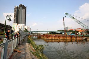 TP.HCM tập trung nguồn lực chống ngập