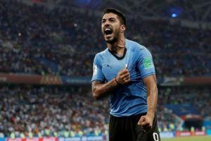 Song sát Cavani - Suarez nổ súng, Uruguay thắng đậm khó tin trước Ecuador