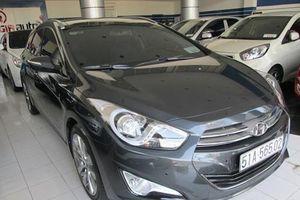 Hyundai i40 về Việt Nam 6 năm trước nay trở thành hàng hiếm