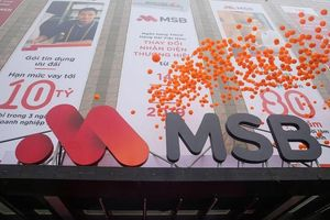 DATC 'ế nặng' cổ phần ngân hàng MSB