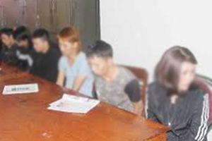 Gia Lai: Bắt gọn một tụ điểm bán ma túy cho nhiều con nghiện