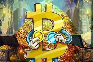 Giá tiền ảo hôm nay (17/6): Số địa chỉ ví hoạt động của Bitcoin vượt mốc 1 triệu ví mỗi ngày