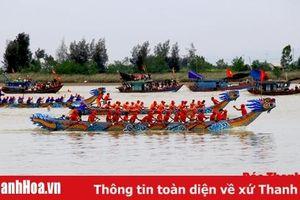 Đặc sắc Lễ hội cầu ngư – bơi chải TP Sầm Sơn năm 2019