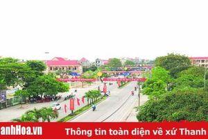 Diện mạo mới ở thị trấn Nga Sơn