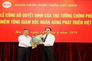 Bổ nhiệm Tổng Giám đốc Ngân hàng Phát triển Việt Nam