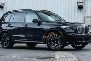 Giá hơn 7 tỷ đồng, BMW X7 thứ 2 về Việt Nam có những trang bị gì?