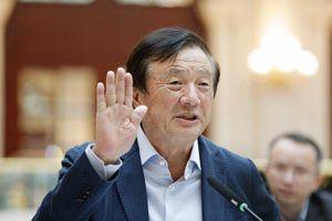 CEO Huawei thừa nhận thiệt hại nặng khi đánh giá thấp lệnh cấm của Mỹ