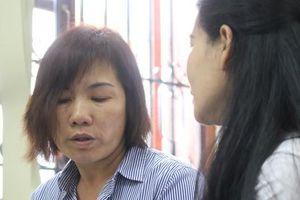 Quý bà lái xe BMW tông chết người ở ngã tư Hàng Xanh tiều tụy, khóc nghẹn hầu tòa