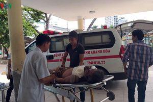 Nguyên nhân vụ nổ khiến 11 người thương vong ở Cam Ranh