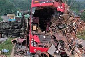 Tai nạn xe khách ở Hòa Bình: Diễn biến mới nhất về sức khỏe nạn nhân