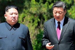 Chủ tịch Trung Quốc thăm Triều Tiên trước khi gặp ông Trump