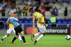 Uruguay có trận thắng đậm nhất từ đầu Copa America 2019