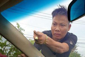 Vụ giang hồ vây xe chở công an ở Đồng Nai: Bắt Tuấn 'nhóc'