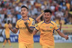 Clip: Sao SLNA lọt top 5 tác giả có siêu phẩm ở vòng 13 V-League 2019
