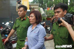 Nữ tài xế lái BMW gây tai nạn ở TP.HCM lĩnh án tù