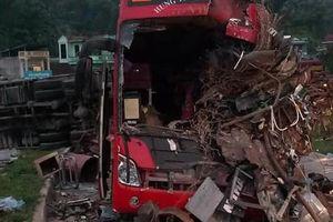 Danh tính nạn nhân tử nạn trong vụ xe khách va chạm với xe tải làm 41 người thương vong ở Hòa Bình