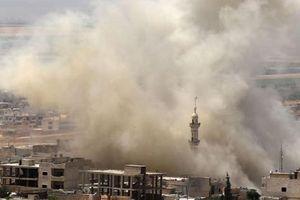Phản ứng về leo thang Ildib, Syria bác xung đột trực diện với Thổ