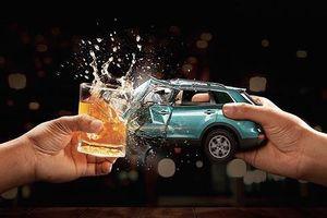 Chế tài xử phạt nghiêm khắc với hành vi 'uống rượu bia, lái xe'