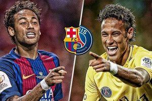 Chán PSG, Neymar sắp trở lại Barca