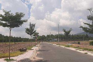 Phú Mỹ: Lách quy định tách thửa để phân lô trái phép