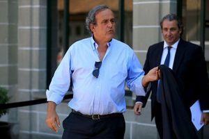 Cựu chủ tịch UEFA Platini bị bắt do liên quan tham nhũng
