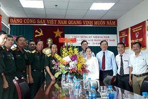 Báo chí tiếp tục đồng hành cùng sự phát triển của TP Hồ Chí Minh