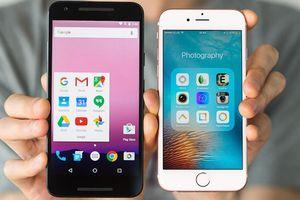 Vì sao người dùng khó rời bỏ Apple sang Android?