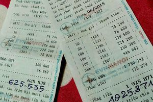EVN gấp rút lấy ý kiến thay đổi mẫu hóa đơn tiền điện
