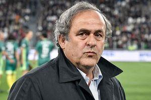 Cựu chủ tịch UEFA Michel Platini bị bắt