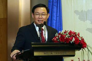 Phó thủ tướng động viên doanh nghiệp Việt 'bền chí' đầu tư ở Myanmar