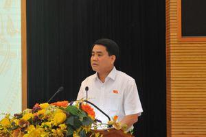 Chủ tịch Nguyễn Đức Chung: Hà Nội ưu tiên đầu tư phát triển hạ tầng