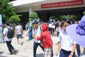 Đà Nẵng công bố điểm chuẩn tuyển sinh vào lớp 10 năm 2019