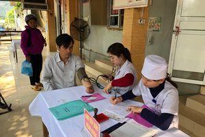 Bố trí phòng tư vấn bệnh tăng huyết áp và đái tháo đường tại bệnh viện