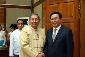Myanmar cam kết đơn giản hóa thủ tục, tạo thuận lợi cho doanh nghiệp Việt Nam