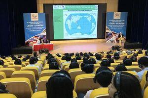 Hội thảo quốc tế về giá trị di sản công viên địa chất Lý Sơn - Sa Huỳnh