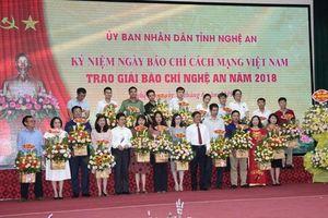 Các địa phương kỷ niệm 94 năm Ngày Báo chí cách mạng Việt Nam