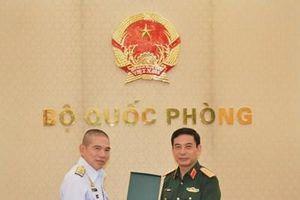 Tư lệnh Hải quân Thái Lan thăm và làm việc tại Việt Nam