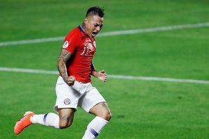 Nhật Bản - Chile 0-4: Bản lĩnh nhà vô địch