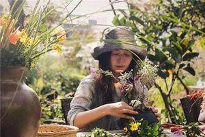 Bỏ việc về quê trồng hoa, nữ giám đốc khiến mọi người bất ngờ với thành quả