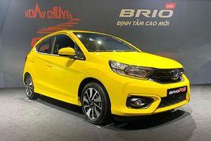 'Soi' Honda Brio tại Việt Nam đắt hơn Vinfast Fadil