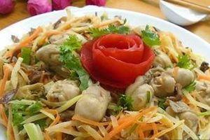 5 món ăn từ hàu giúp tăng cường sinh lực phái mạnh