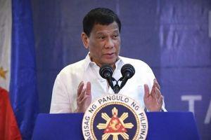 TT Duterte lần đầu lên tiếng vụ tàu cá Philippines bị đâm chìm trên biển Đông