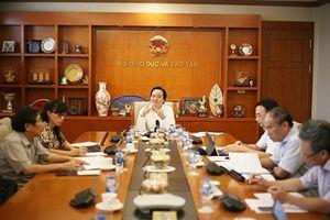 Bộ trưởng Phùng Xuân Nhạ yêu cầu rà soát các khâu tại mọi điểm thi trên toàn quốc