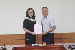 Thứ trưởng Trần Quốc Khánh trao Quyết định bổ nhiệm Phó Cục trưởng Cục Xuất nhập khẩu