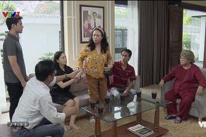 Nàng dâu order tập 21: Yến bị bà nội Phong đuổi ra khỏi nhà