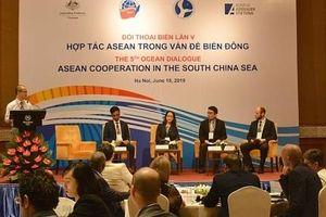 Đối thoại biển lần 5: Hợp tác ASEAN trong vấn đề Biển Đông