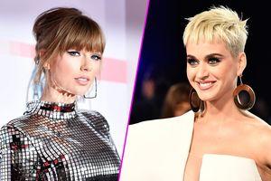 Sau 6 năm 'cạch mặt', cuối cùng 'rắn chúa' Taylor Swift và Katy Perry cũng làm hòa